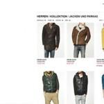 Zara Onlineshop Schweiz