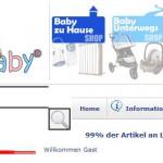Baby Shop online – 4mybaby