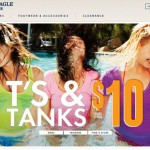 American Eagle Outfitters online Shop Schweiz