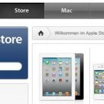 Apple Store online Schweiz