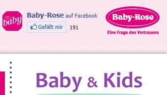 Baby-Rose online Shop