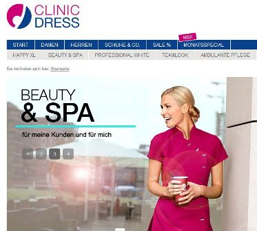 Clinic Dress online Shop