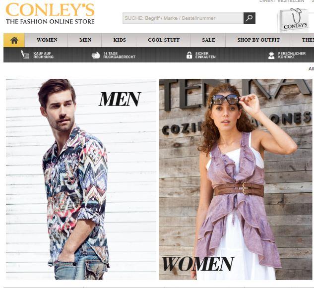 Conley's Online Shop
