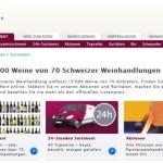 Wein online Schweiz – Flaschenpost.ch
