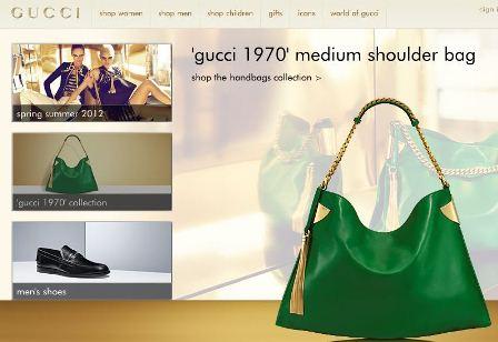 Gucci online Shop