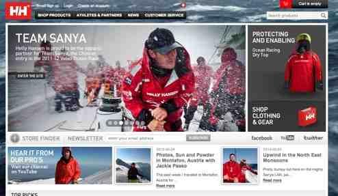 Helly Hansen online Shop Schweiz