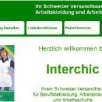 Arbeitskleidung online Shop – Interchic