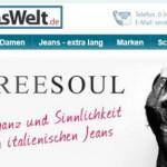 Jeans online Shop – JeansWelt