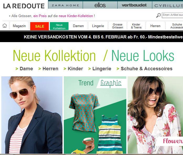 La Redoute Online Shop