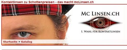 Mc Linsen online Shop