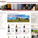 Mövenpick Wein online Shop