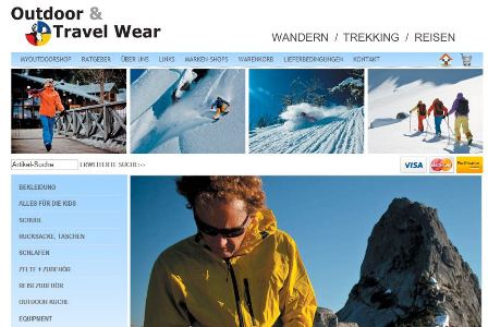 Outdoor&Travel Wear