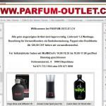 Parfum-outlet online Shop