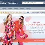 Peter Hahn online Shop Schweiz