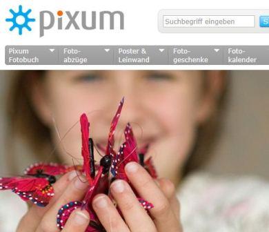 Pixum Online Shop