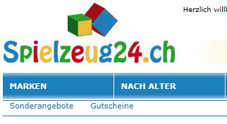 Spielzeug24 online Shop