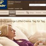 Tchibo online Shop Schweiz