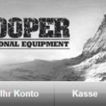 Outdoor Shop Schweiz – Trooper.ch
