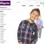 Vögele online Shop