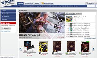 WOG - World of Games online Shop