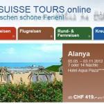 ALDI Schweiz Reisen
