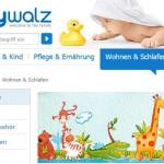 Baby Shop online – Babywalz