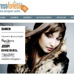 dress for less designer outlet Schweiz