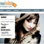 dress for less designer outlet Schweiz
