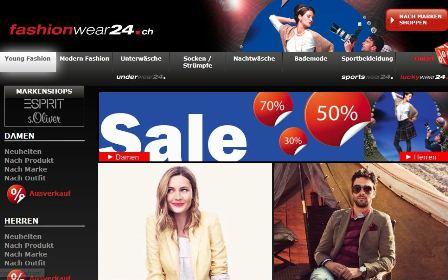 fashionwear24 online Shop
