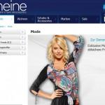 Heine Versand online Shop Schweiz