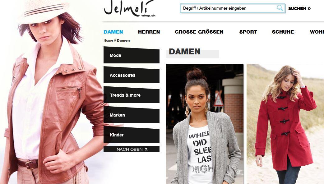 Jelmoli Online Shop