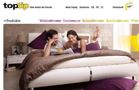 toptip online Shop