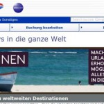 British Airlines online buchen