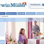 Bettwäsche Schweiz online Versand – Erwin Müller