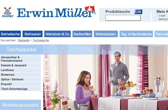 bettw sche schweiz online versand erwin m ller shop. Black Bedroom Furniture Sets. Home Design Ideas