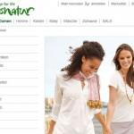 Hessnatur online Shop