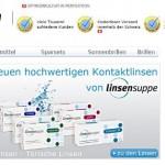 Kontaktlinsen online – Linsensuppe.ch