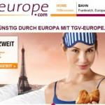 TGV Paris buchen mit TGV-europe.com