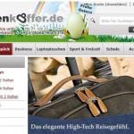 Samsonite Koffer online Shop