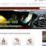 LED Taschenlampen online Shop – YONC.ch