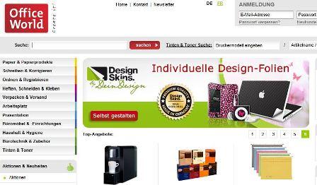 Office World Schweiz Online Shop Shop Findench