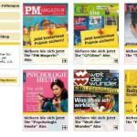 Zeitschriften online abonnieren – Press Shop.ch
