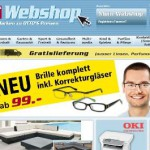Ottos Warenposten online Shop Schweiz
