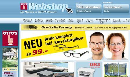 Ottos Warenposten Online Shop Schweiz Shop Findench