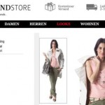 Mode online Shop – Brandstore