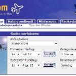 Flug buchen mit Flugbuchung.com