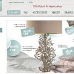 Bettwäsche online Shop Schweiz
