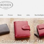 Rossis online Shop