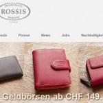 Rossis online Shop