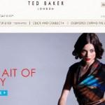 Ted Baker London online Shop – Schweiz